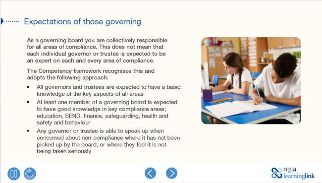 Compliance: Assuring your organisation, keeping it safe, secure and solvent module preview