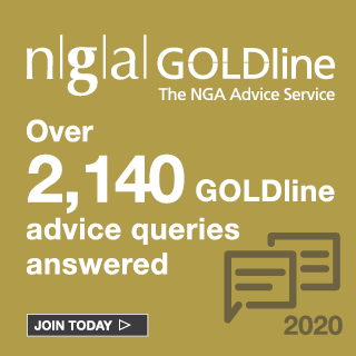 Join our GOLD membership and give your board access to NGA GOLDline - The NGA Advice service