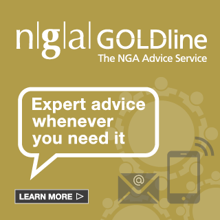 Learn more about the NGA GOLDline Advice Service - Expert advice whenever you need it