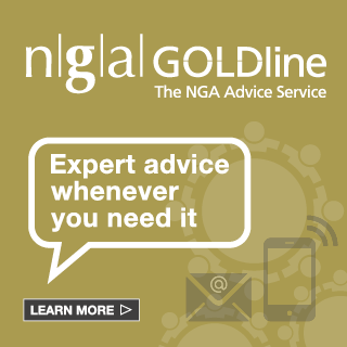 Find out more about the NGA GOLDline Advice Service