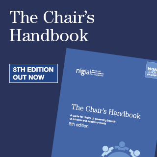 The Chair's Handbook 8th edition out now