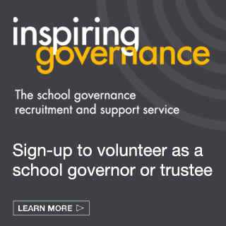 Visit the Inspiring Governance website and sign-up to volunteer as a school governor or trustee