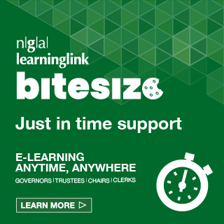 Learn more about our NGA Learning Link bitesize - e-learning anytime, anywhere