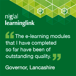 """The e-learning modules that I have completed so far have been of outstanding quality."""