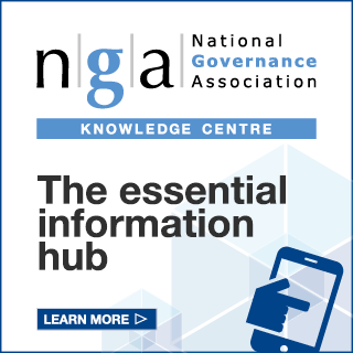 Learn more about our Knowledge centre - The essential information hub for governors