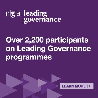 Find out more about our NGA Leading Governance development programmes