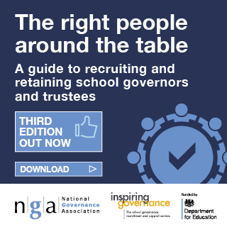 Download the third edition of NGA's popular and practical guide: The right people around the table (2020)