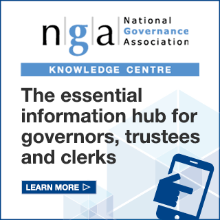 Learn more about our Knowledge centre - The essential information hub for governors, trustees and clerks