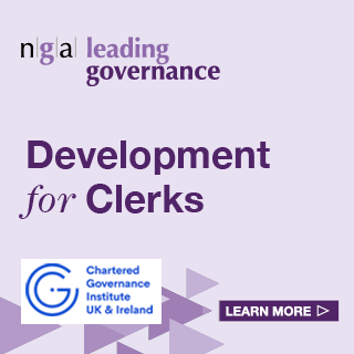 Find out more about our Leading Governance Development for Clerks programme