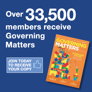 Join NGA membership to receive your copy of our Governing Matters magazine