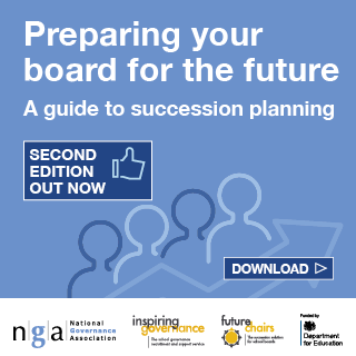 Download the second edition of NGA's guidance: Preparing your board for the future (2020)