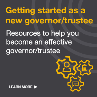 Learn more about our FREE resources to help you become an effective school governor