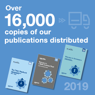 Find out more about our publications - Over 16,000 copies of our publications were distributed in 2019
