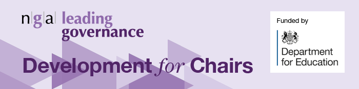 Leading Governance Development for Chairs